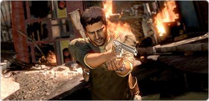 """Naughty Dog: """"Nathan Drake no es el típico héroe de videojuego"""""""