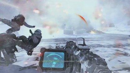 Modern Warfare 2: Impresiones E3 09