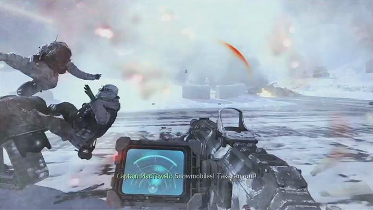 Modern Warfare 2 - Impresiones E3 09