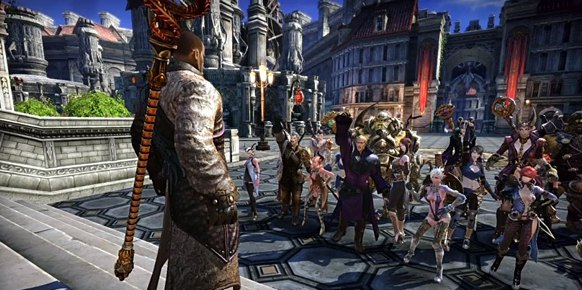 TERA True Action Combat PC