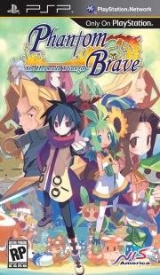 Carátula de Phantom Brave - PSP