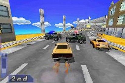 Need for Speed Nitro (Nintendo DS)