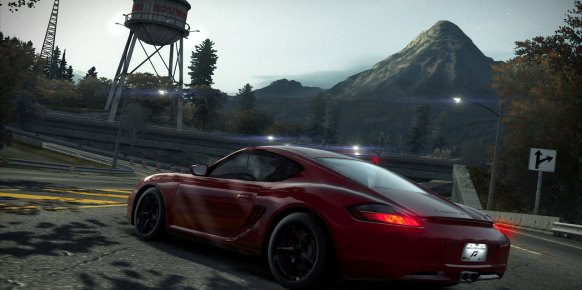 Need for Speed World Online PC