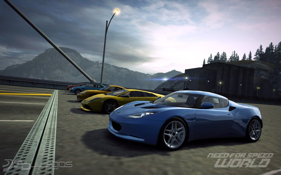 need for speed world online para pc 3djuegos. Black Bedroom Furniture Sets. Home Design Ideas