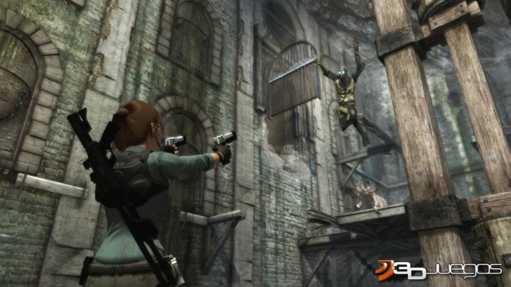 Tomb Raider Bajo las Cenizas - An�lisis