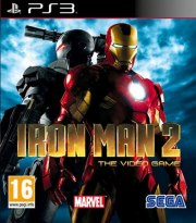 Carátula de Iron Man 2 - PS3