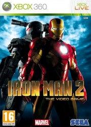 Carátula de Iron Man 2 - Xbox 360