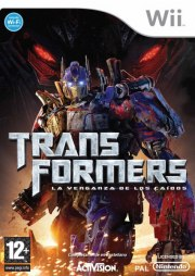 Carátula de Transformers: La venganza - Wii