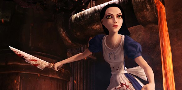 Alice Madness Returns: Impresiones TGS 2010