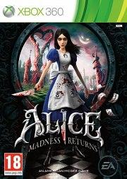 Carátula de Alice: Madness Returns - Xbox 360