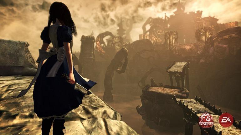 Imagen de Alice: Madness Returns, el videojuego publicado en 2011.