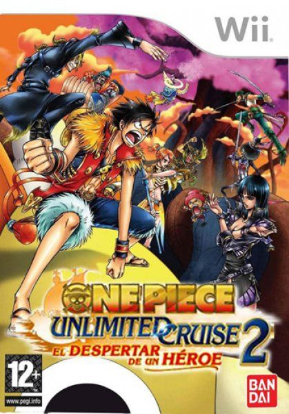 One piece unlimited cruise 2 para wii 3djuegos for One piece juego