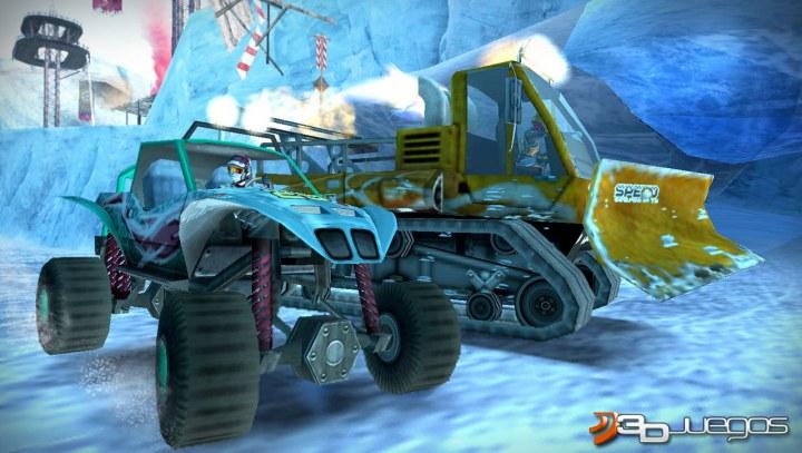 MotorStorm Arctic Edge - An�lisis