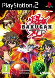 Bakugan PS2