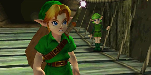 Zelda Ocarina of Time: Impresiones jugables