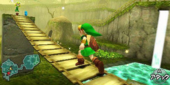 Reggie Fils Aime The Legend Of Zelda Ocarina Of Time 3d Esta Casi
