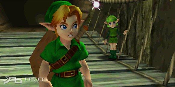Zelda Ocarina of Time - Impresiones jugables
