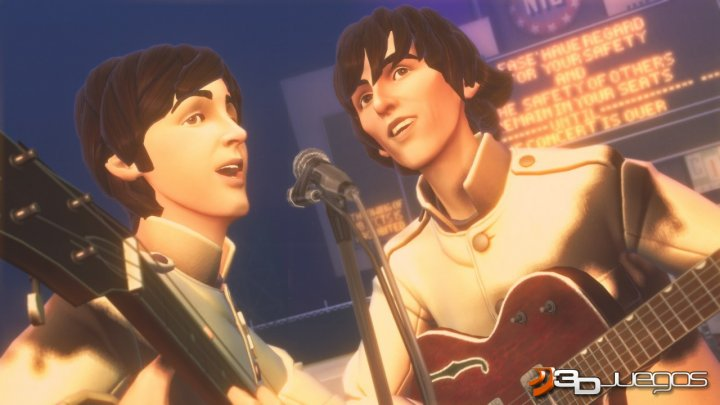 The Beatles Rock Band - An�lisis