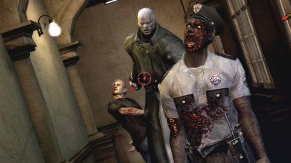 Resident Evil DarkSide Chronicles: Impresiones Captivate 09