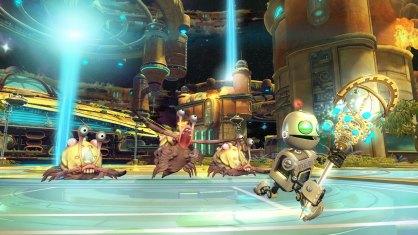 R&C Atrapados en el Tiempo PS3