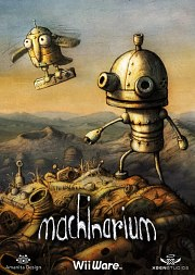 Carátula de Machinarium - PC