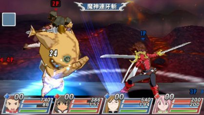 Tales of VS: Impresiones Jugables