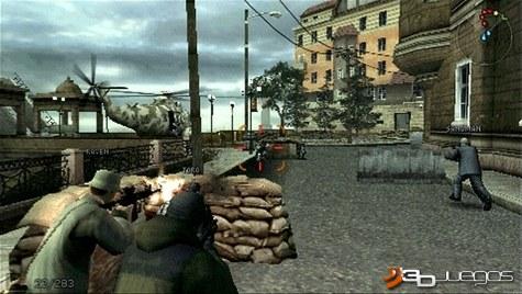 SOCOM U.S. Fireteam Bravo 3 - An�lisis