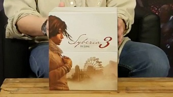 Video Syberia 3, Unboxing: Collector's Edition