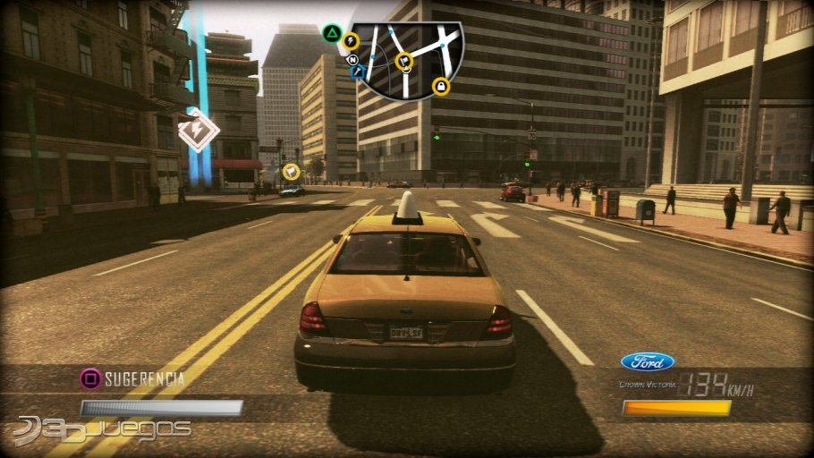 Driver Parallel Lines Wii Manual