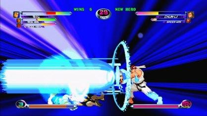Marvel vs. Capcom 2 (PlayStation 3)