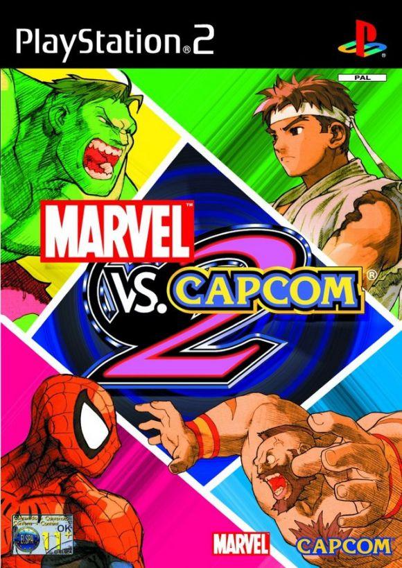Marvel vs Capcom 1 - Clash of Super Heroes - MAME - ARCADE ...