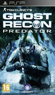 Carátula de Ghost Recon: Future Soldier - PSP