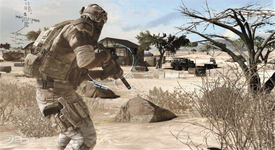 Ghost Recon Future Soldier - Impresiones jugables Gamescom