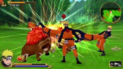 Naruto Shippuden Legends: Naruto Shippuden Legends: Primer contacto