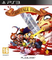 Carátula de Fairytale Fights - PS3