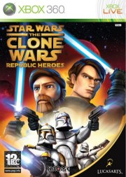 Star Wars The Clone Wars: Héroes Xbox 360
