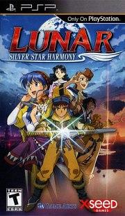 Carátula de Lunar: Harmony of Silver Star - PSP