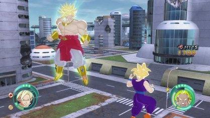 Dragon Ball Raging Blast Xbox 360