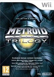 Carátula de Metroid Prime Trilogy - Wii U