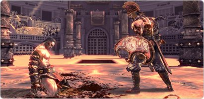 Gladiator A.D., de Wii, recibe nuevo nombre: Tournament of Legends