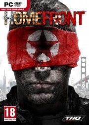 Carátula de Homefront - PC