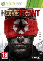 Carátula de Homefront - Xbox 360