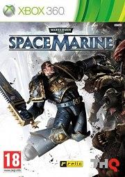 Carátula de Warhammer 40K: Space Marine - Xbox 360