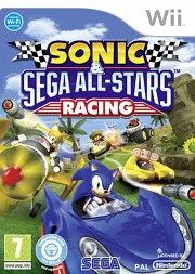 Sonic & Sega All Stars Racing Wii