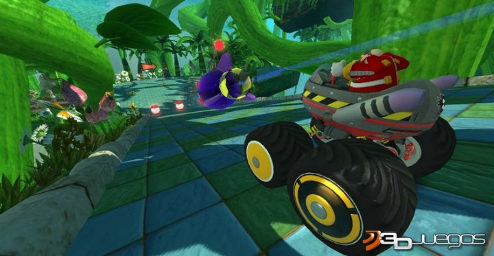 Sonic & Sega All Stars Racing - An�lisis