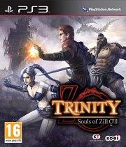 Carátula de Trinity: Souls of Zill O'll - PS3