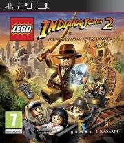 Carátula de LEGO Indiana Jones 2 - PS3