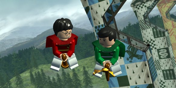 Lego Harry Potter Años 1-4: Avance