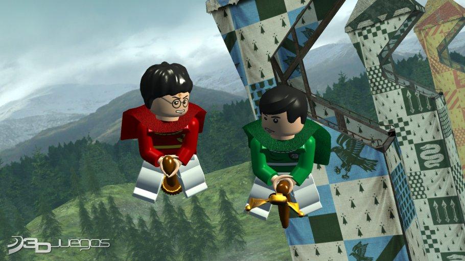 Lego Harry Potter Años 1-4 - Avance