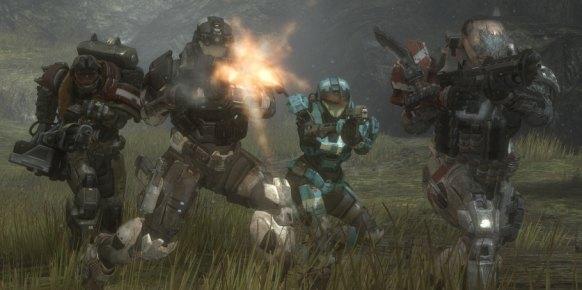 Halo Reach: Impresiones jugables y Entrevista